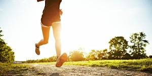 Löpträning under vår och sommar