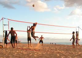 Satsa på volleyboll i sommar