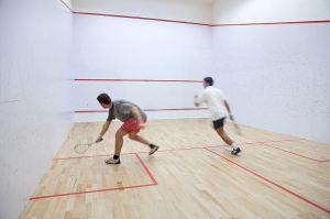 Testa på squash